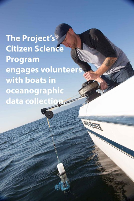 Anglers become scientists for Citizen Science Program